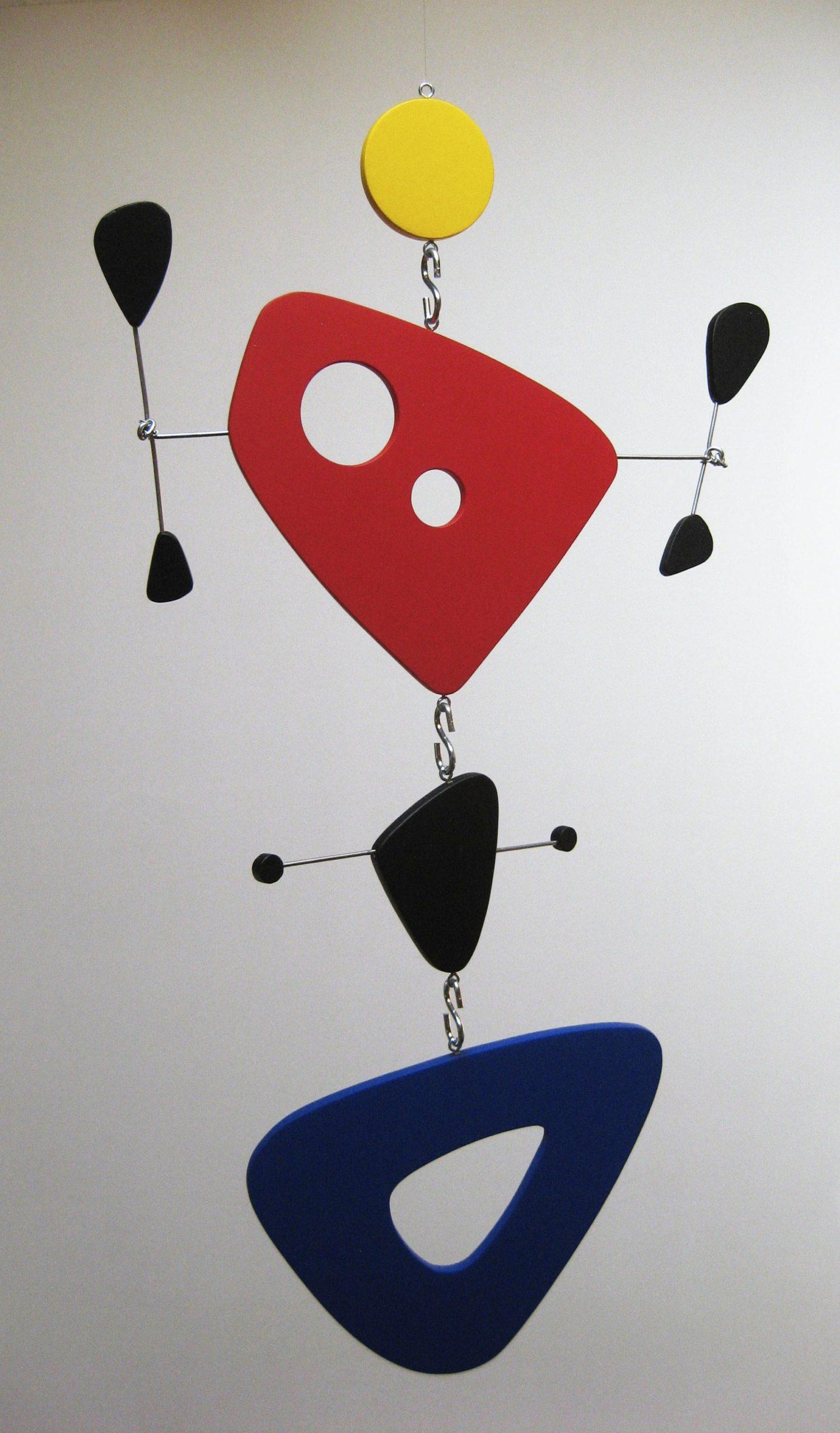 Omaggio a Alexander Calder