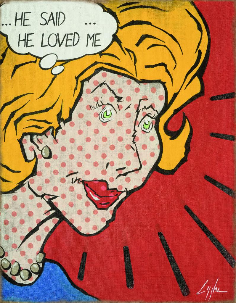 La Muse de Lichtenstein