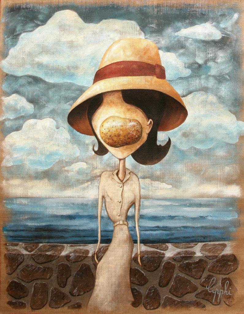 La Muse de Magritte