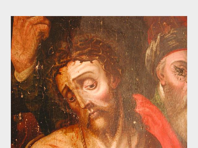 restauro-dipinto-cristo-before