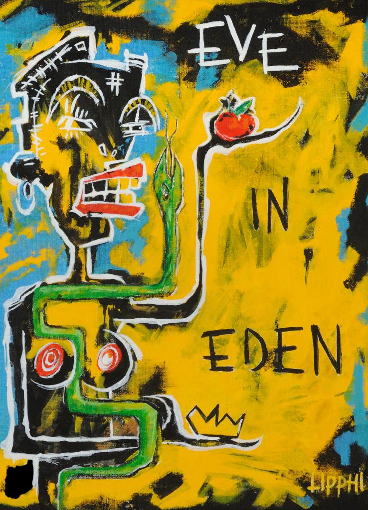 La Muse de Basquiat