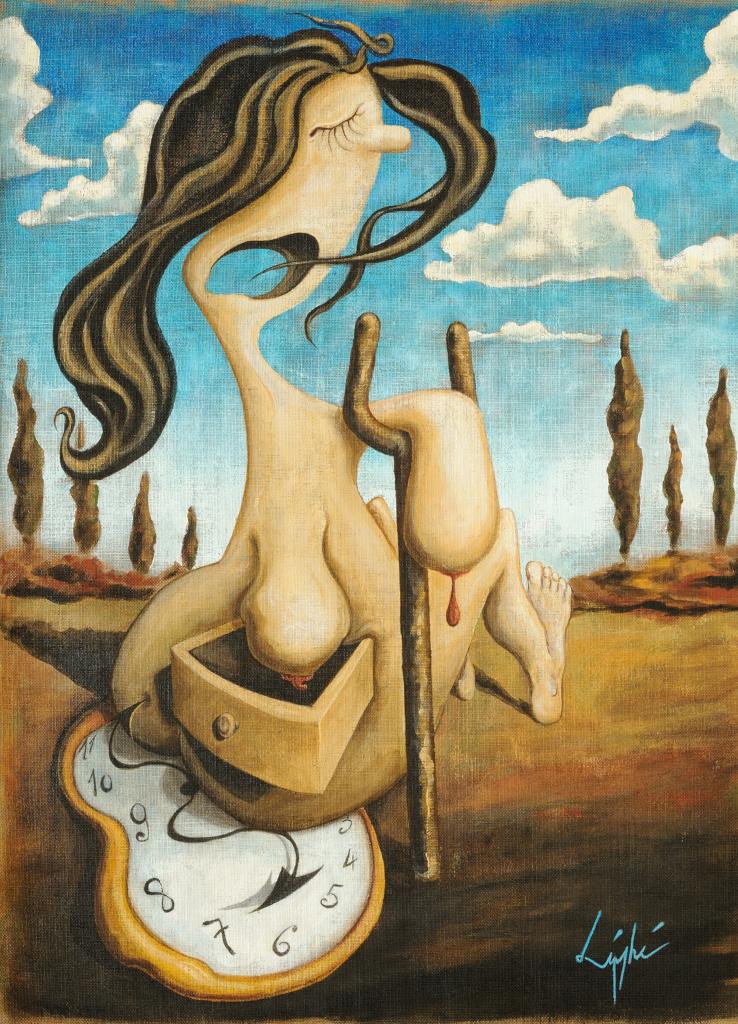 La Muse de Dalì