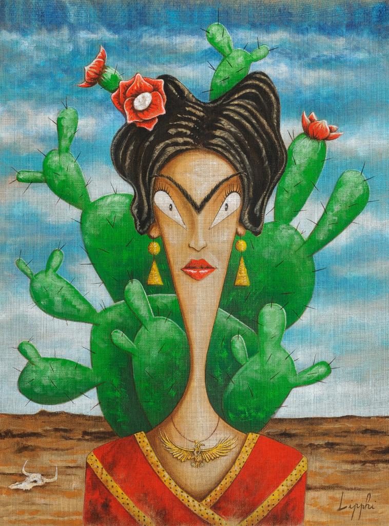 La Muse de Frida Kahlo