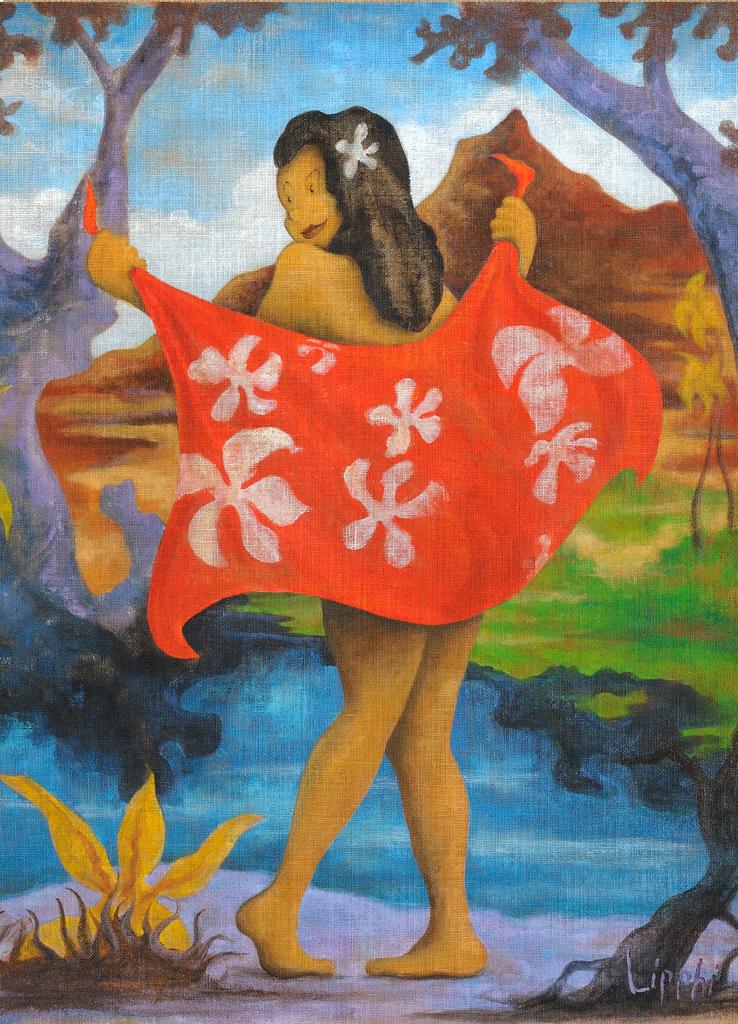 La Muse de Gauguin