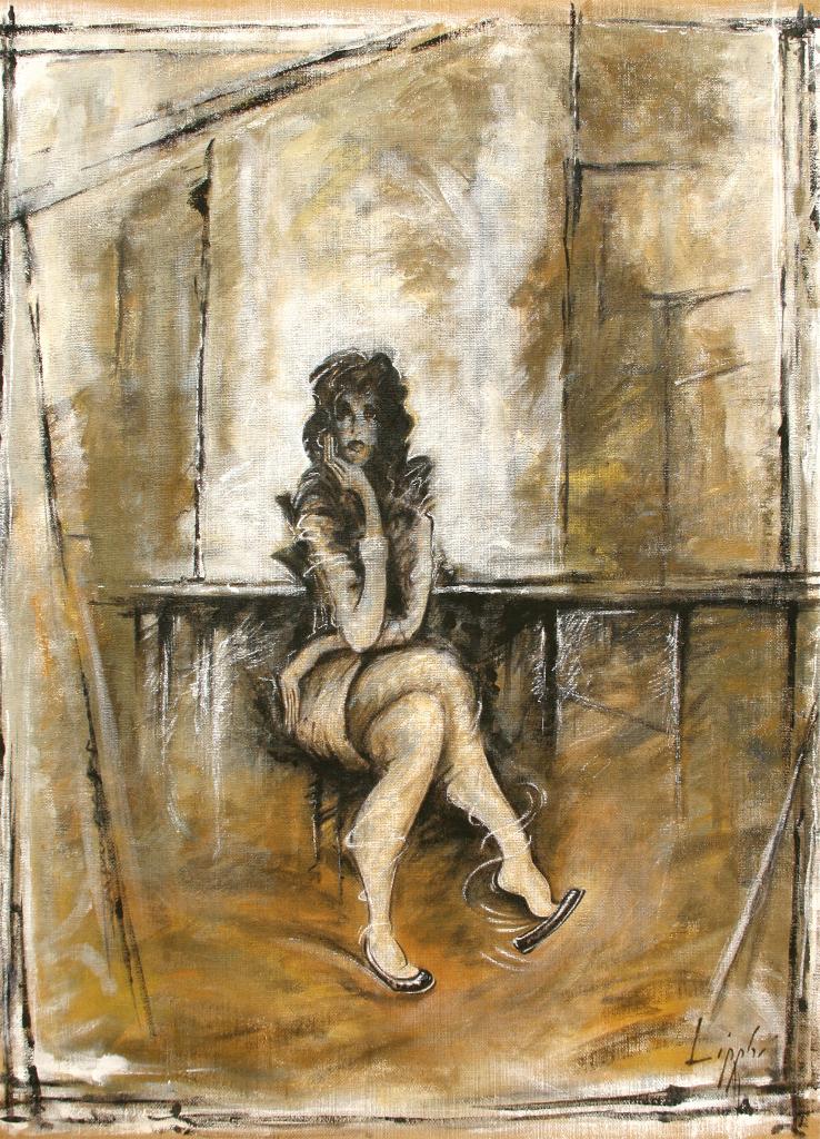 La Muse de Giacometti