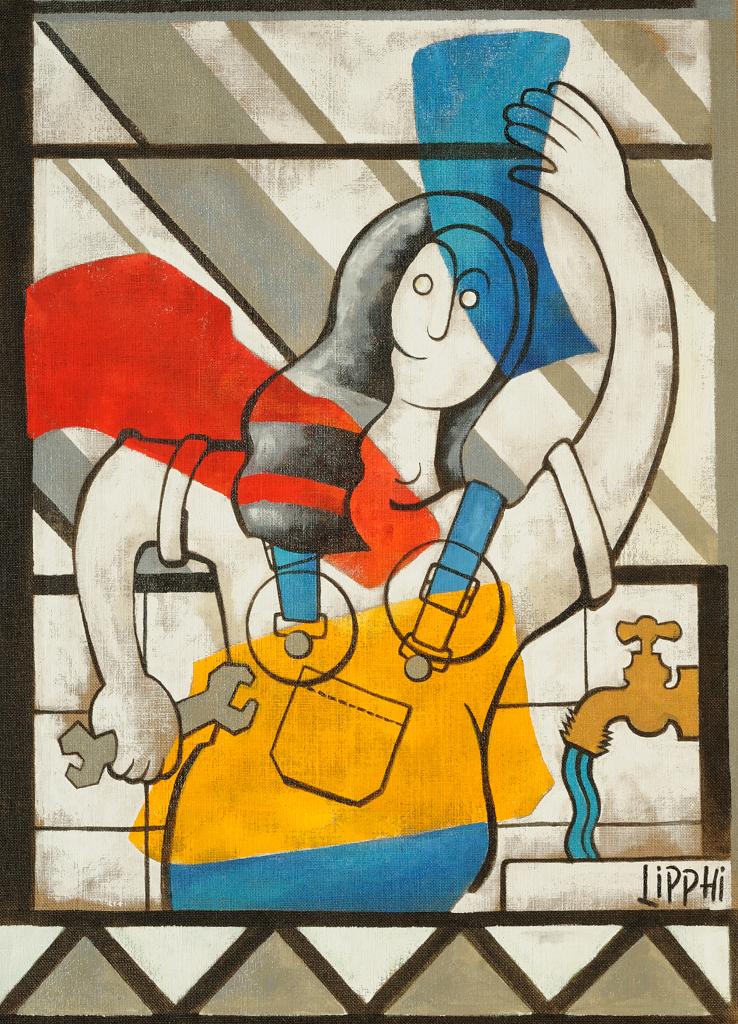 La Muse de Léger