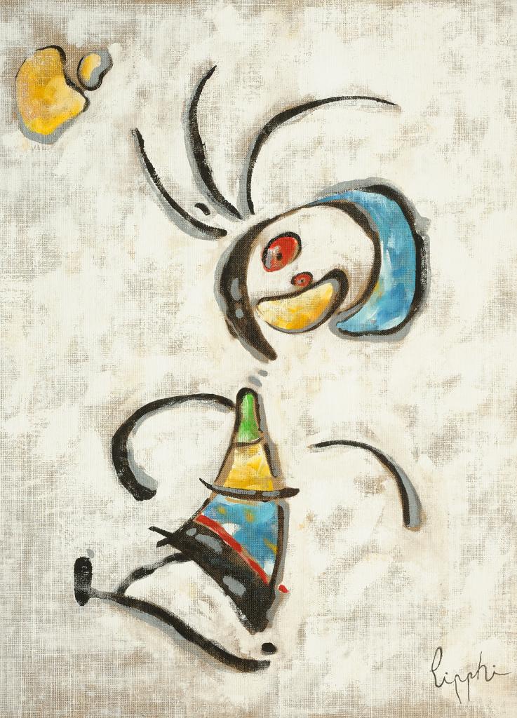 La Muse de Miró