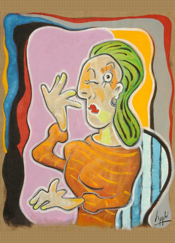 La Muse de Picasso