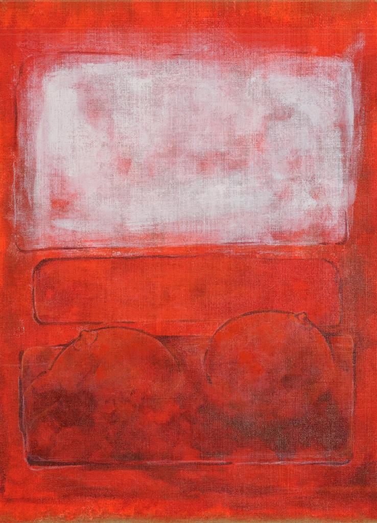 La Muse de Rothko